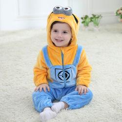 良質の低価格のロンパースのスーツの有機性綿の赤ん坊の衣類