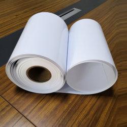 Disco rígido de 0,5mm a folha de PVC rígidos de plástico branco para a lâmpada abajur