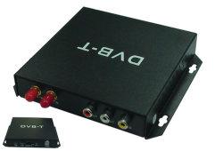 DVB-T MPEG4 Sintonizador de TV digital para el coche