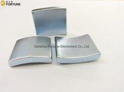 Высокое качество Strong неодимовый постоянный магнит редкоземельные NdFeB arc магнит для двигателя/промышленность