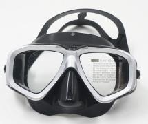 Máscara de piscina de mergulho de silicone (02)