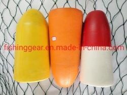 釣り具用のブレットタイプ PVC イエロー・フィッシング・フロート