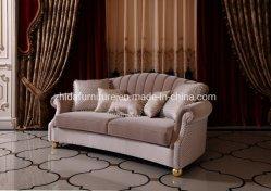 Sofá de tecido clássico Novo Chinês Sala Escura