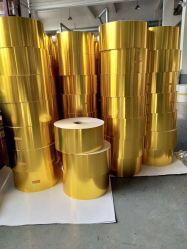 Materia prima della fodera di sigillamento del di alluminio dell'oro di induzione
