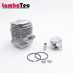 Cilindro tagliaspazzole Lambotec Cg411 Bc411 adatto per erba da 40,2 cc Parti di ricambio per tagliabasette cilindro da 40 mm