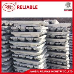 Alliage en aluminium de matières premières Cuprum lingot alliages Al-Cu40 %