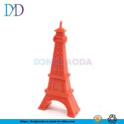 3D 타워 USB 플래시 디스크 소프트 PVC 32GB 맞춤형 메모리 스틱