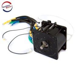 محرك محور سيارة كهربائية 72 فولت بقدرة 20 كيلو واط مع CE