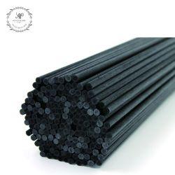 Черный плетеной пластинчатый масла для замены диффузора заправки палки синтетических тростника