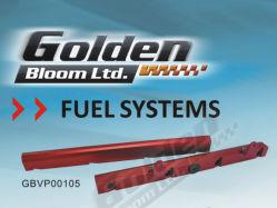 Верхняя подача топлива в рампе форсунок Turbo комплект алюминиевой заготовки