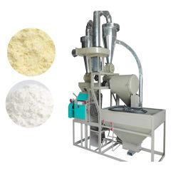 300-500kg/heure de la farine de blé automatique de petits grains de riz Industrail fraiseuse/poudre moulin à farine de maïs