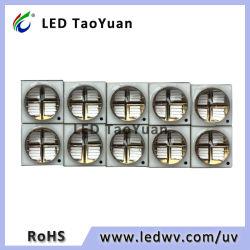 365nm 395nm 405nm 10W 고성능 UV LED 가벼운 다이오드