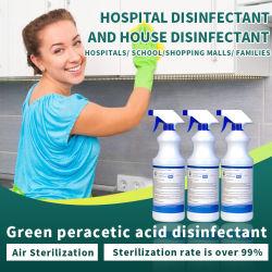 Больница дезинфицирующим раствором и дезинфицирующим раствором дезинфицирующего средства опрыскивателя 500g