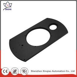 Commerce de gros d'usinage CNC aluminium panneau audio automatique des pièces