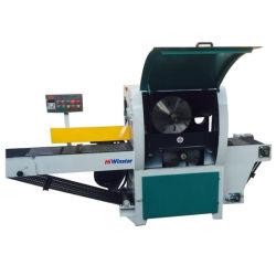 Mn-10 Varias bandas de madera de registro de la ronda de la máquina de Sierra Rip Rip múltiples de la máquina de sierra