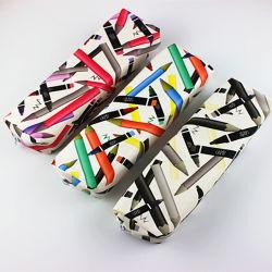 Elementos de regalo creativo diseño lindo caso cosméticos Bolsa pen lápiz Lápiz Pencilcase Bolsa Bolsa de herramientas de la escuela