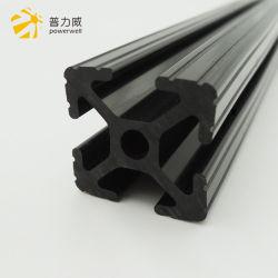 顧客用放出Tスロット2525 PVCプラスチックプロフィール