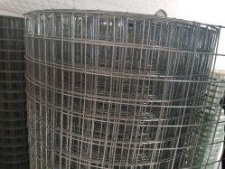 Fio de bitola 12 Thikness malha de arame soldado galvanizado para edifício utilizado