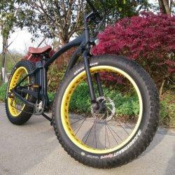 Bicicletta elettrica all'ingrosso da 500 W/750 W Bafun Bafang Motor Fat Tire Mountain