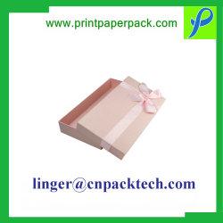 Arco di lusso dell'involucro del contenitore di carta di regalo della caramella di festival per il presente impaccante