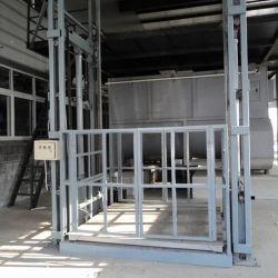 De hydraulische Elektrische Lift van Goederen voor Zware Ketting van de Lift van de Lading van het Pakhuis de Materiële en de Aandrijving van de Kabel van de Draad verzekeren de Absolute Veiligheid van de Machine