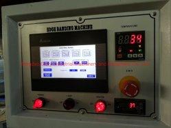 Waschende Rand-Streifenbildungs-Holzbearbeitung-Selbstmaschine für gekippten Gesichts-Kegelzapfen stellt Tür-Rand Bander automatische Türrahmen-Rand-Maschine gegenüber