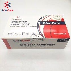 Core ВИЧ HCV быстрой проверки пластиковой упаковки пустую кассету