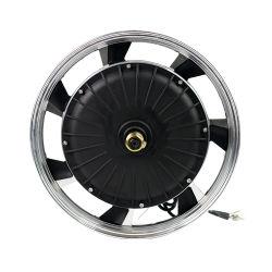 Le meilleur de la Chine 48V 350W du moteur de moyeu d'entraînement arrière orienté Brushless roue de bicyclette électrique avant