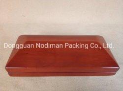 Casella di legno della penna/contenitore di medaglia/contenitore di regalo