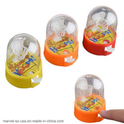El desarrollo de la máquina de entrenamiento de baloncesto de los niños juguetes de descompresión de disparo de baloncesto