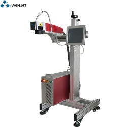 machine de marquage au laser laser à fibre machine de conditionnement pour le marquage de la machine de gravure sur métal/Outil de matériel
