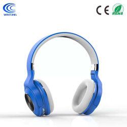 Складной АНК беспроводной связи Bluetooth Headset наушники с головной стяжкой с индивидуального логотипа