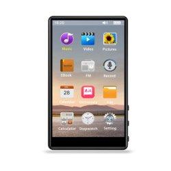 Bluetooth 4.0 pouce de MP4 player lecteur vidéo 2.5D écran verre trempé