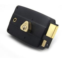 Calidad confiable de seguridad de la parte superior de la puerta de la llanta cerradura para puertas de metal