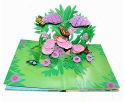 Guang Dong Custom Hardpaper estereoscópico impreso Libros y Revistas