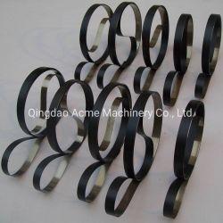 حزام من الفولاذ المقاوم للصدأ بلا نهاية 1700as للأنبوب المصنوع من الألومنيوم والبلاستيك والبلاستيك الصناعة