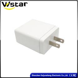 QC 3.0のSamsungのための18W壁に取り付けられた速い充電器