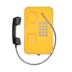 هاتف الخدمة الشاقة هواتف VoIP هاتف IP67 هاتف مقاوم للطقس