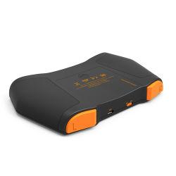 Mouse pad ar 3D Mini-I8 Plus com retroiluminação branca Titular Air Mouse Wireless Optical Mouse de Ar