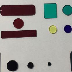 Фильтр Различных Цветов , Разделительный Фильтр, Фильтр Нейтральной Плотности