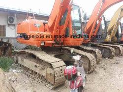 Utilisé/Daewoo Doosan DH220LC-7 excavatrice chenillée DH220LC-7 pour la vente