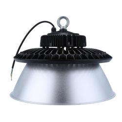 80W 100 Вт, 120 Вт, 150 Вт 200W 240 Вт светодиод высокой UFO Bay свет лампы потолочного освещения торгового освещения склад завода семинар теннисный корт освещение стадионов