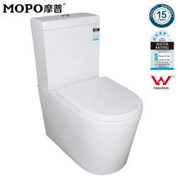 Toletta a due pezzi di ceramica della filigrana del Wc degli articoli sanitari della stanza da bagno