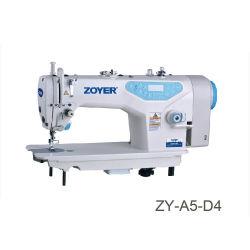 Zy-A5-D4 Zoyer hablando Barbero Lockstitch automático de accionamiento directo