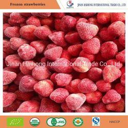 Commercio all'ingrosso di frutta congelata di fragola congelata di nuovo raccolto dalla Cina