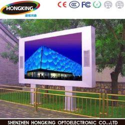 Commerce de gros P6 afficheurs à LED extérieur fixe pour la publicité de l'écran