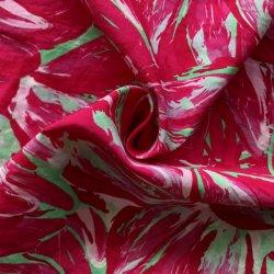 228t Full Dull anilha ondulada Taslon Nylon Fabric com água impressa para Home Têxteis, Vestuário