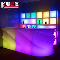 LED comercial nail bar Muebles para el Centro Comercial