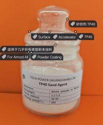 Pure Polytetrafluoroethylen, arena Agent, Agente de curado de TP40
