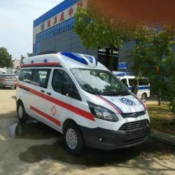 Новый Китай Ford бензин транспортного монитора машины скорой помощи автомобиль ICU